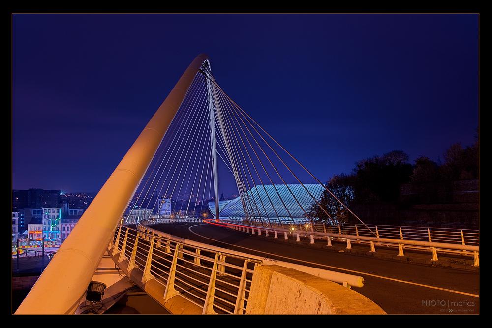 Pont Guillemins...