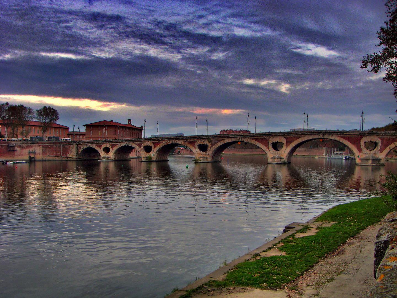 Pont-neuf de Toulouse