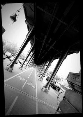 Pont parisien,