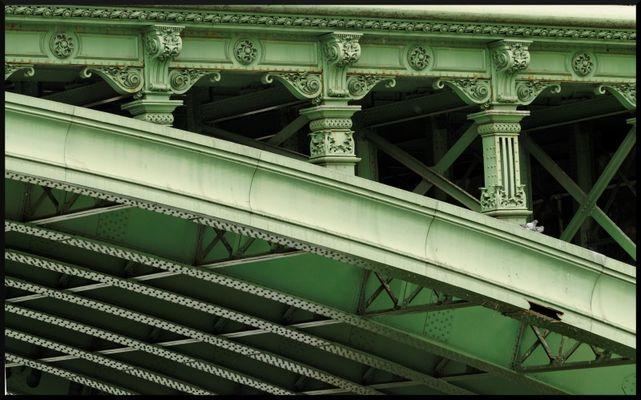 Pont sur la Seine - Paris