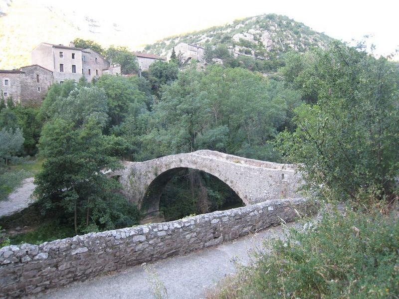 Pont sur la Vis