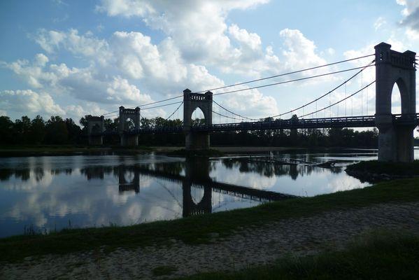Pont suspendu de Langeais