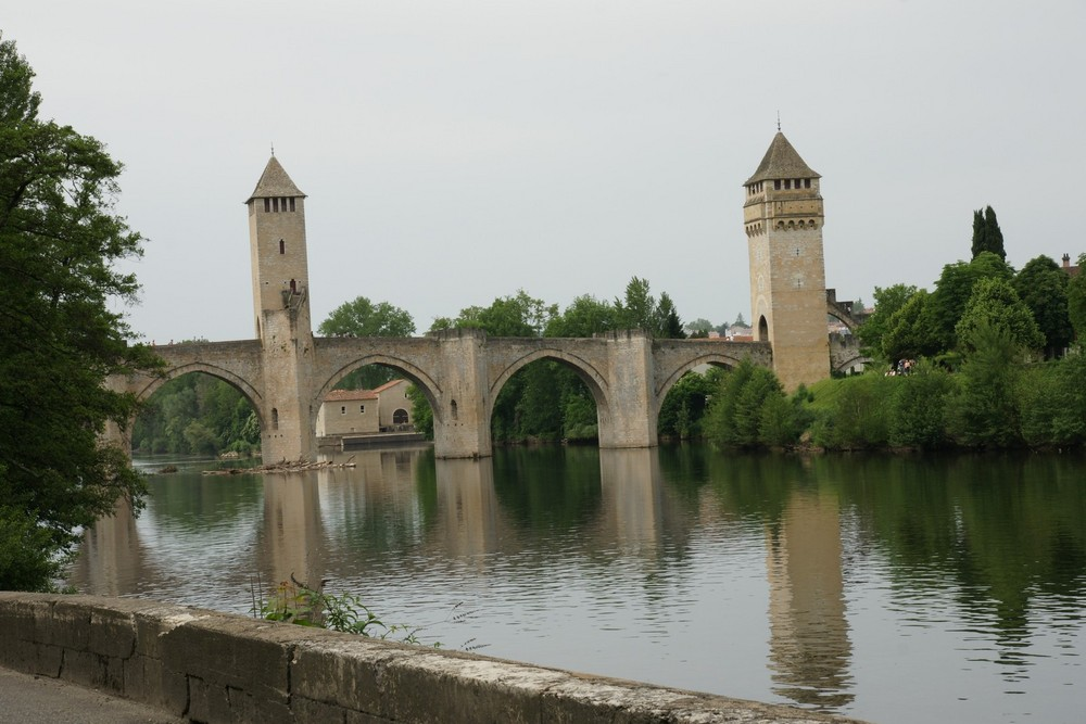 PONT VALENTRE CAHORS (LOT) 1