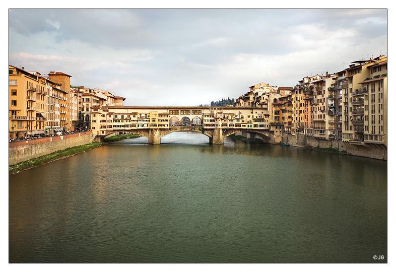 Pont Vecchio. Florència
