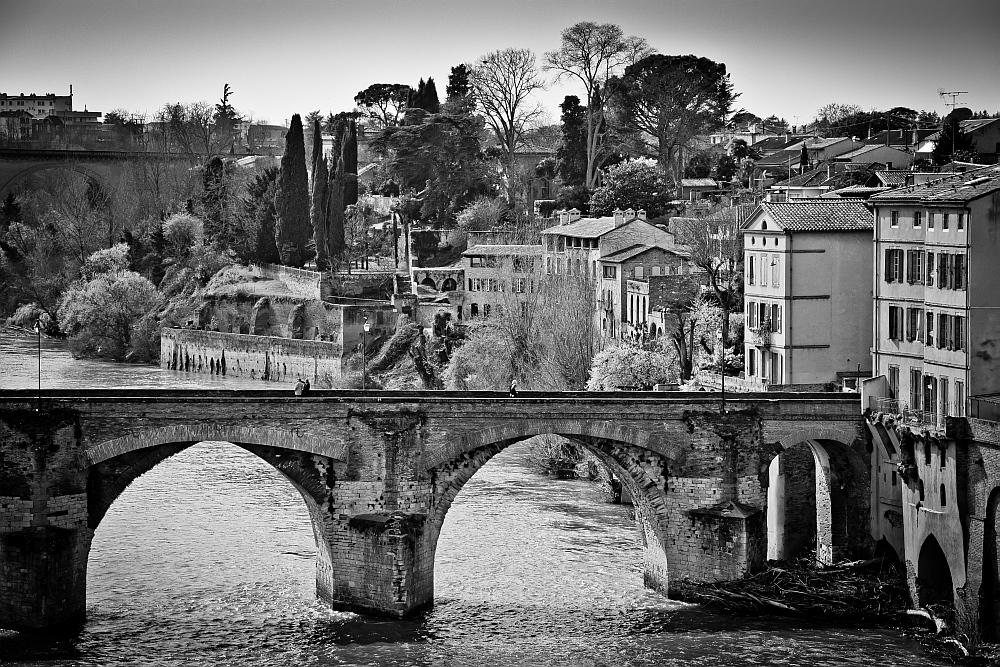 Pont Vieux, Albi s/w