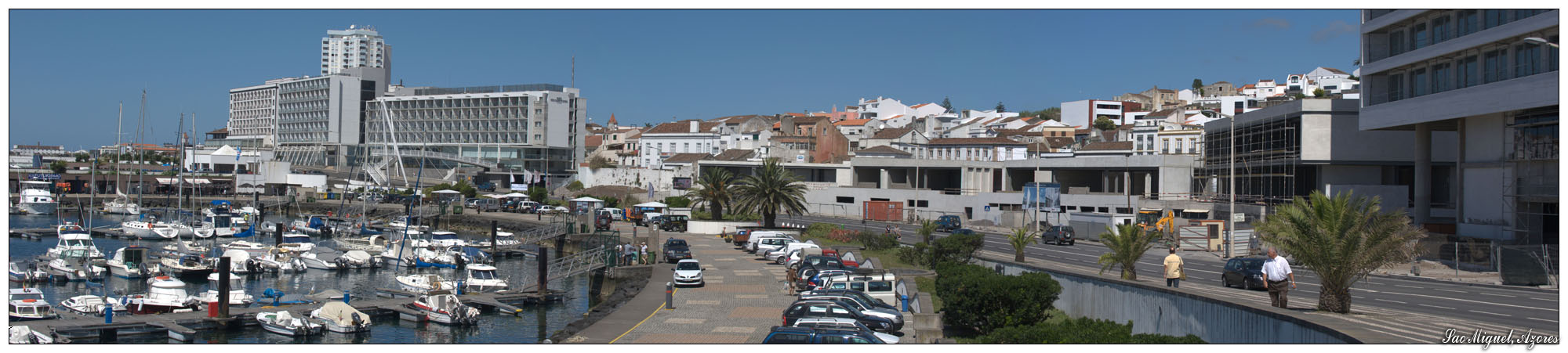 Ponta Delgada -3- (Sao Miguel, Azoren)