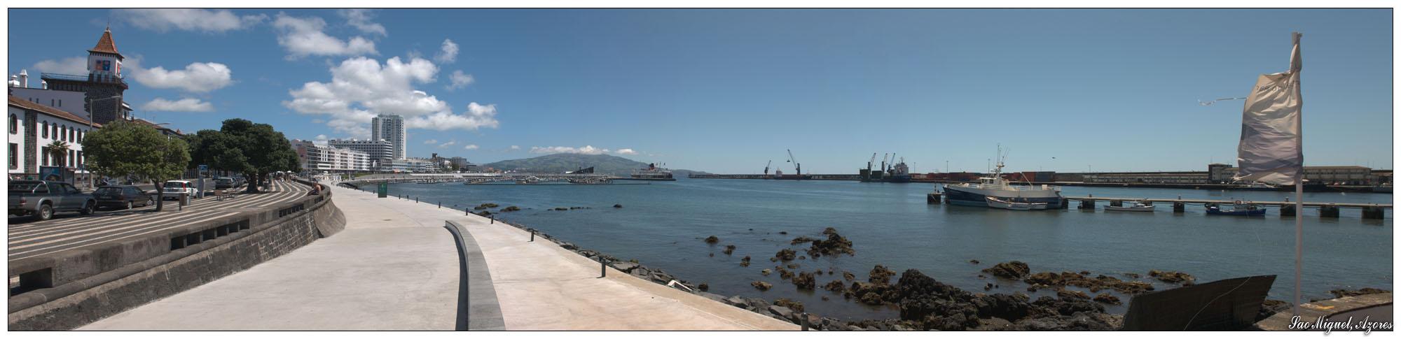 Ponta Delgada -7- (Sao Miguel, Azoren)