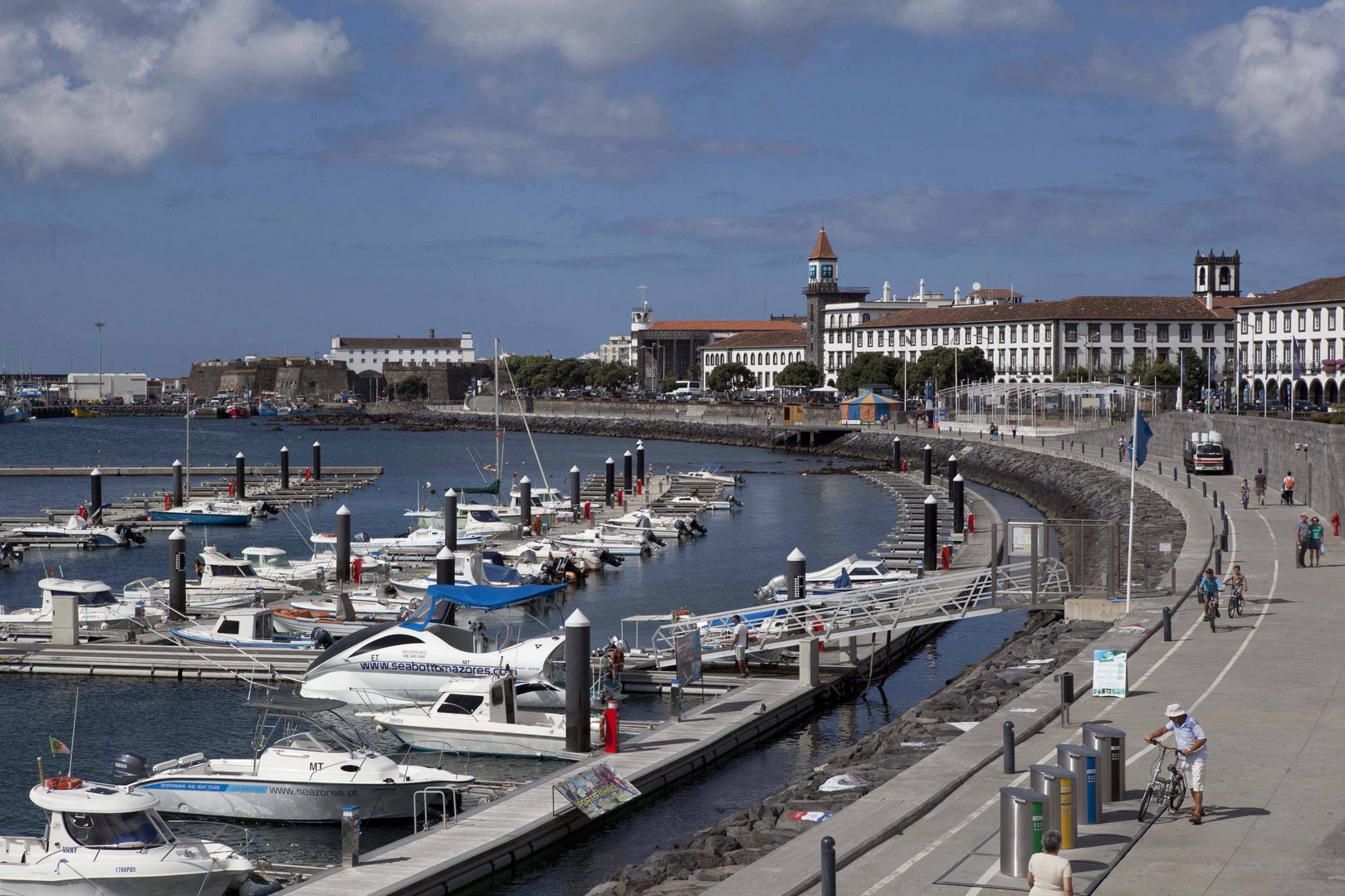 Ponta Delgada Hafen1
