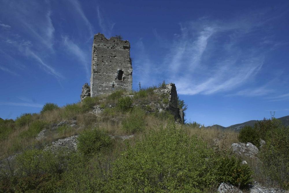 Pontaix Ruïnes