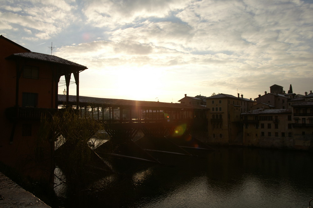 Ponte da Bassano Del Grappa