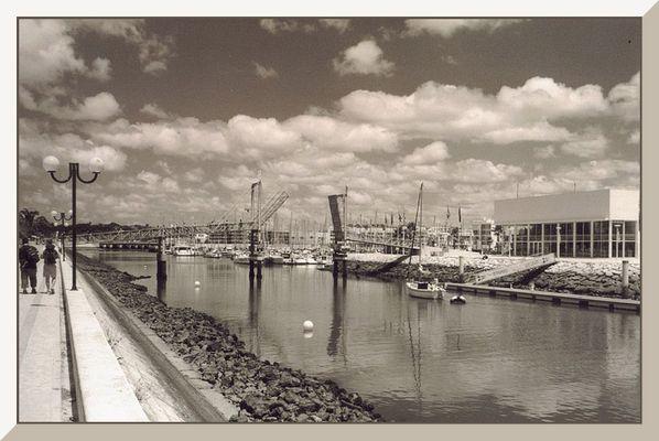 Ponte da marina