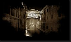 Ponte del Sospiri - Venedig