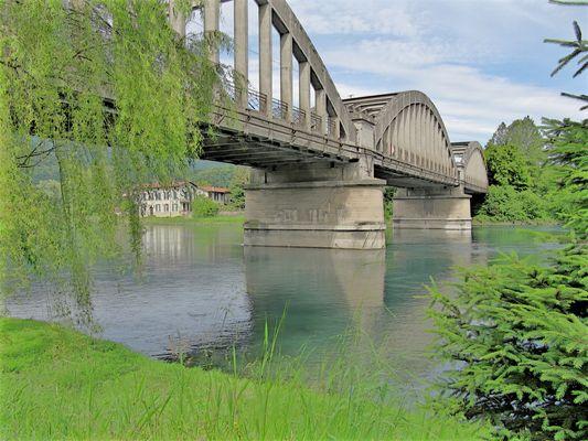Ponte di Brivio (foto in HDR)