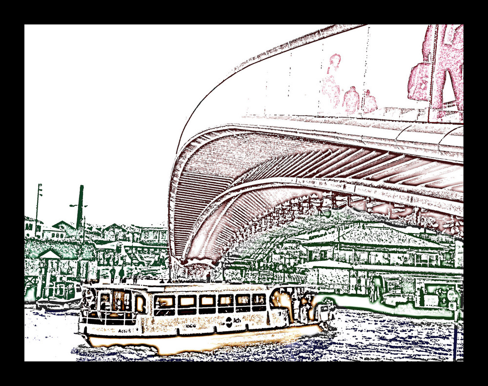 Ponte di Calatrava - Venezia