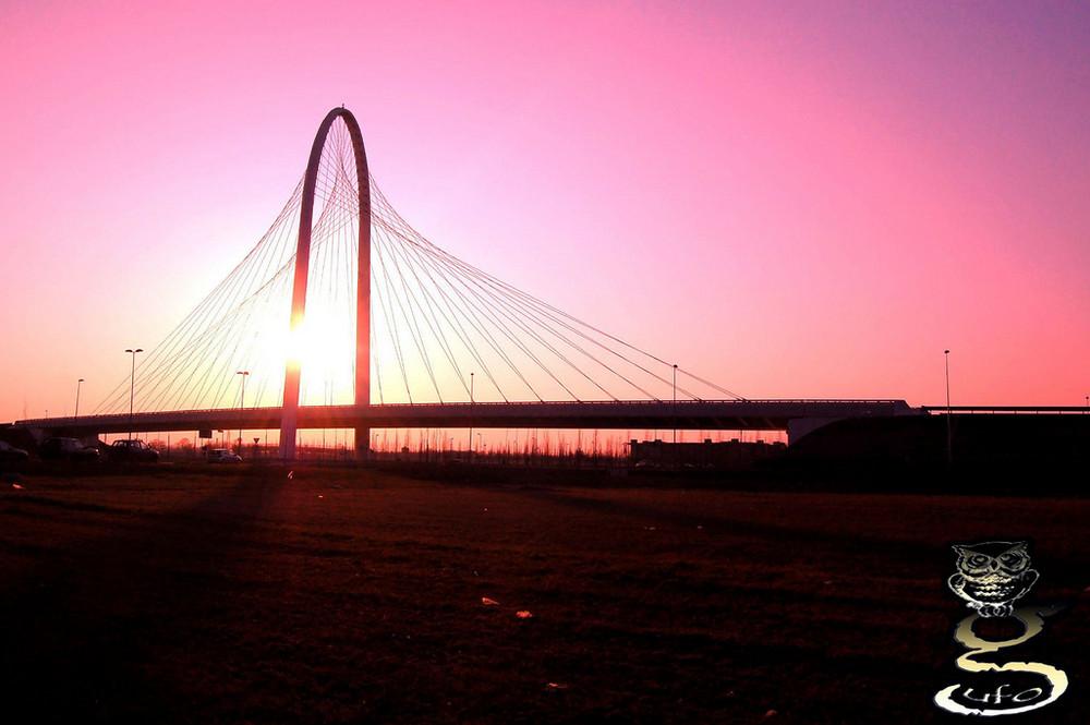 ponte di reggio emila