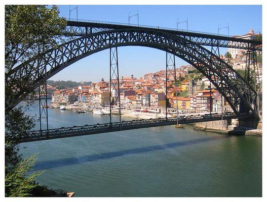 Ponte Dom Luis I.