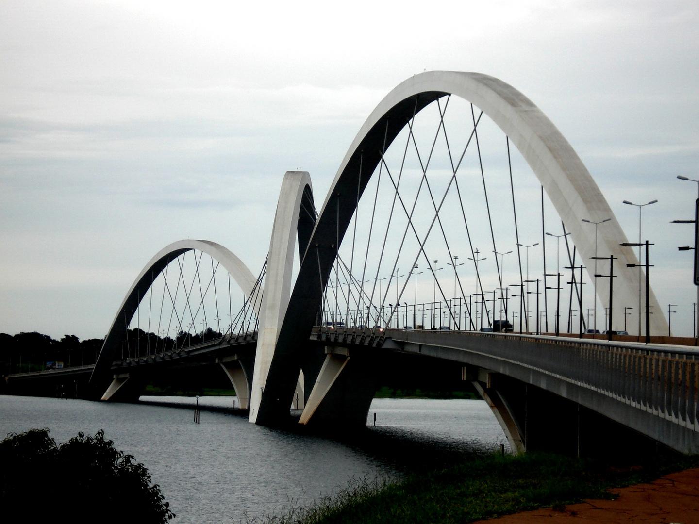 Ponte JK-Brasília (DF) (De outro ângulo, pois já publiquei aqui)