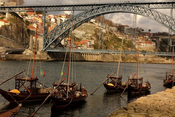 Ponte Luiz I. Porto