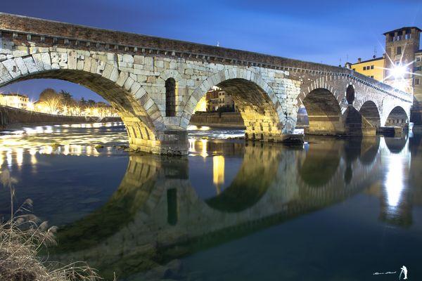 Ponte Pietra a -10 sotto 0