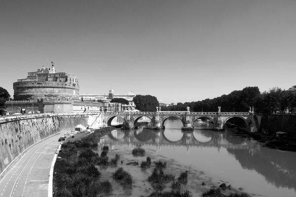 Ponte Sant'Angelo - Roma -