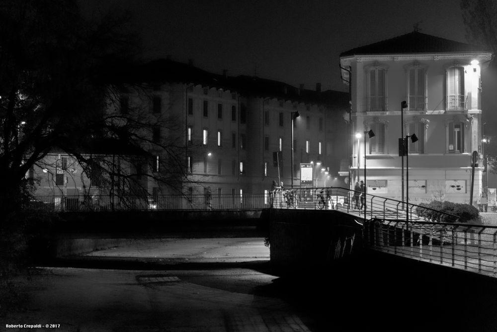 Ponte sul Lambro, Monza