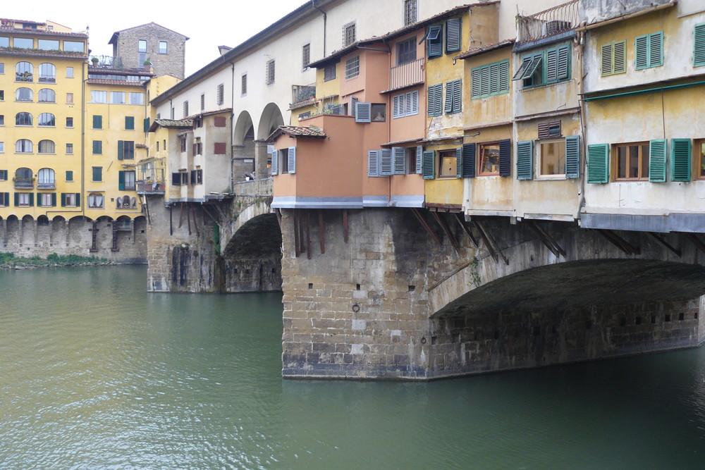 PONTE VECCHIO (florence ITALIE)