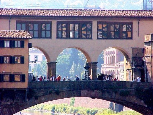 Ponte Veccio, Florenz