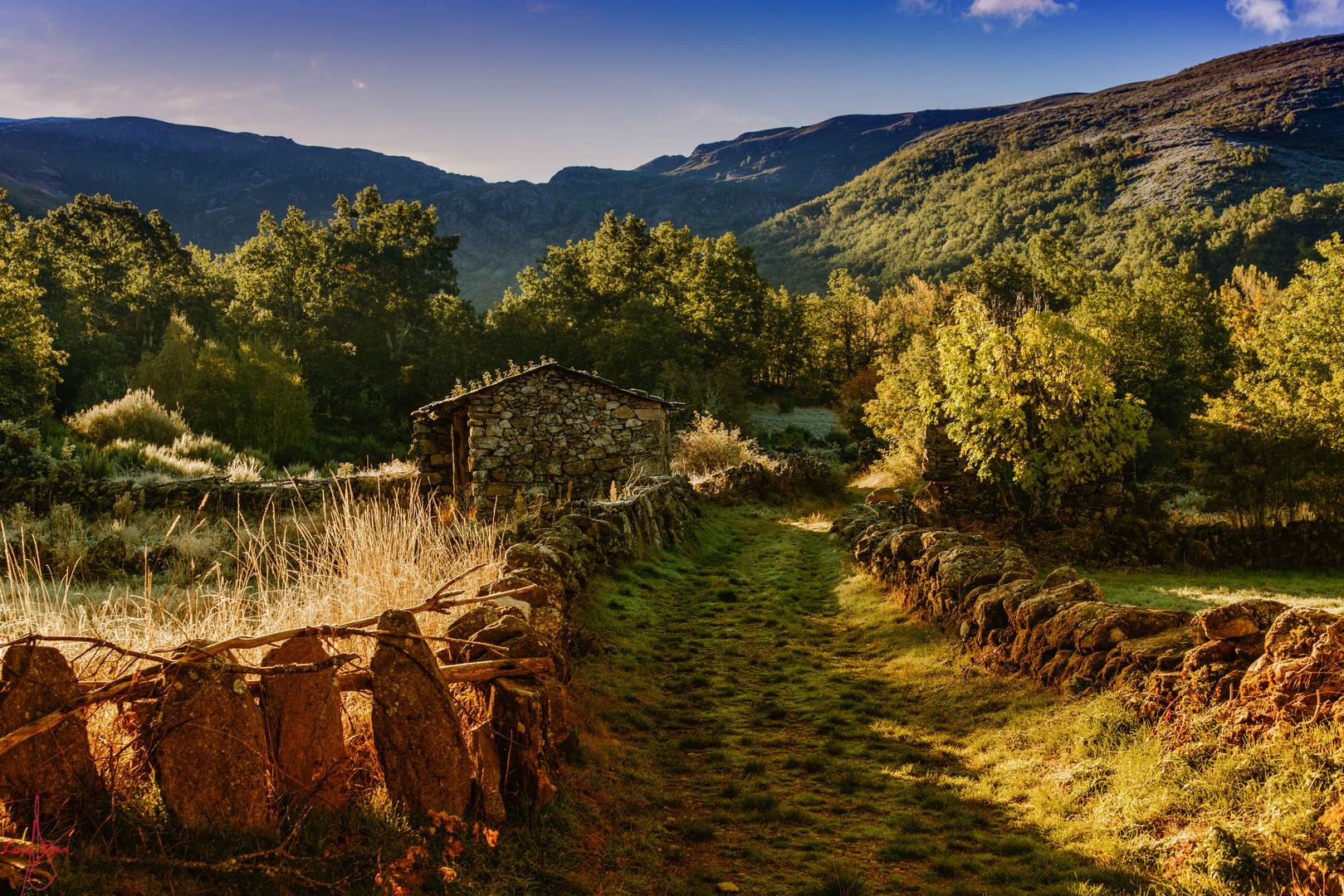 Pontes-A Veiga-Ourense-Galicia-Spain