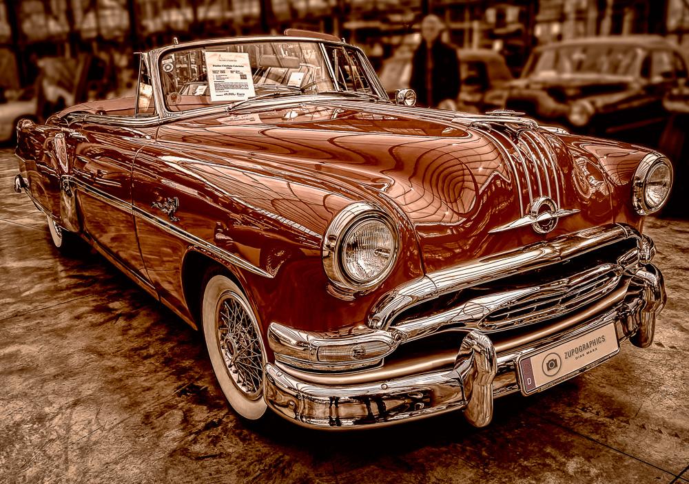 Pontiac Chieftain Cabriolet 1954
