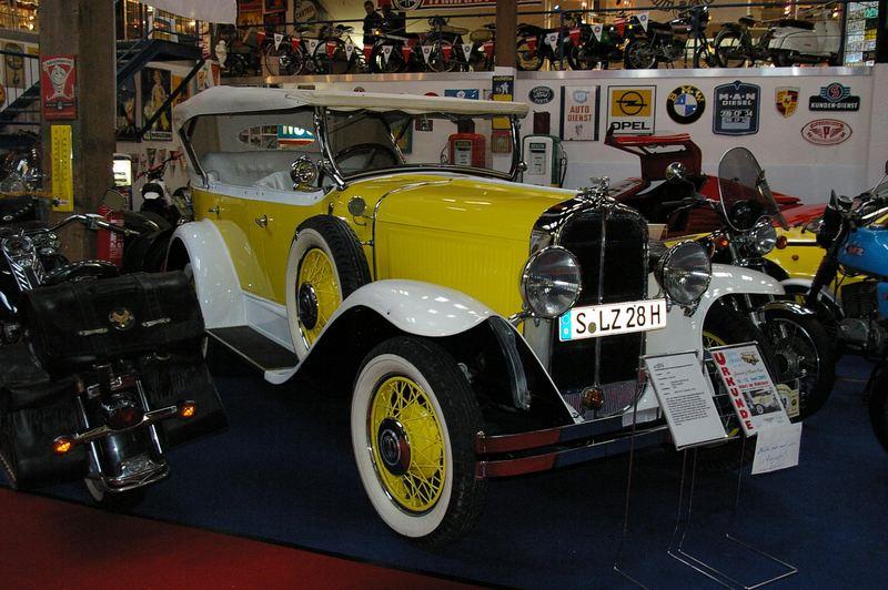 """ Pontiac Oakland Phaoton Six, Bauj.1928 """