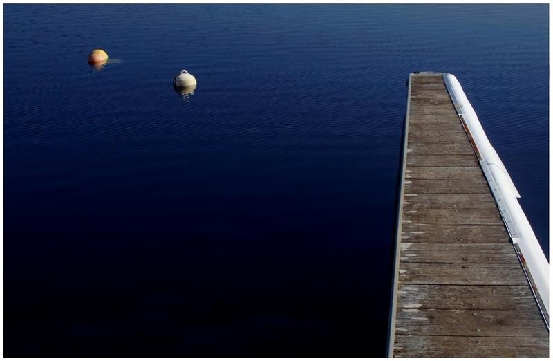 ponton dans les landes (Serniguet)