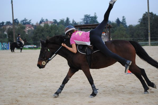 pony mounted games 3