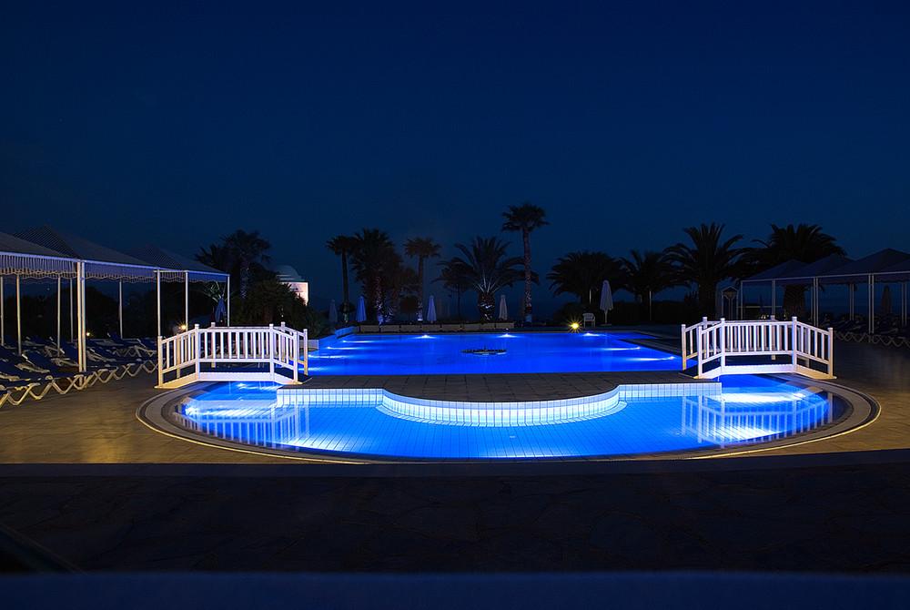Pool auf Kos