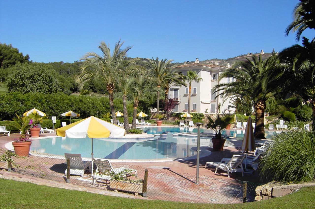 Pool Bendinat Golf