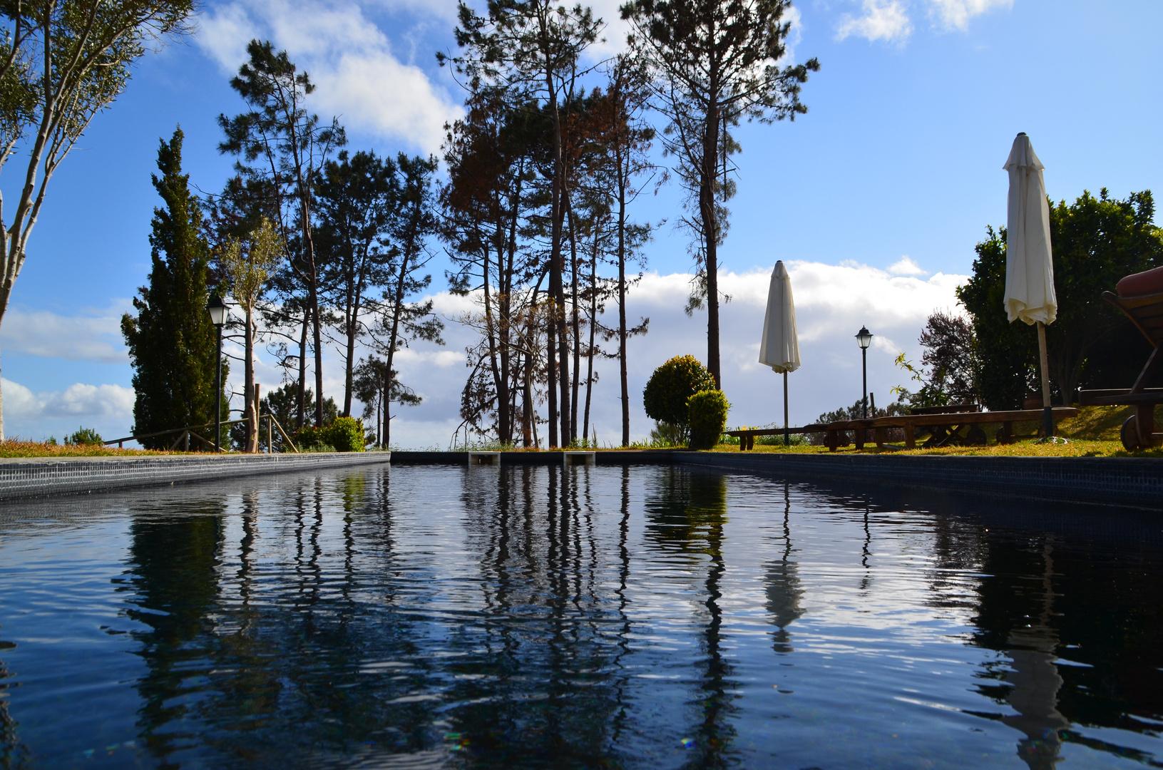 Pool Hotel Atrio, Madeira, Portugal