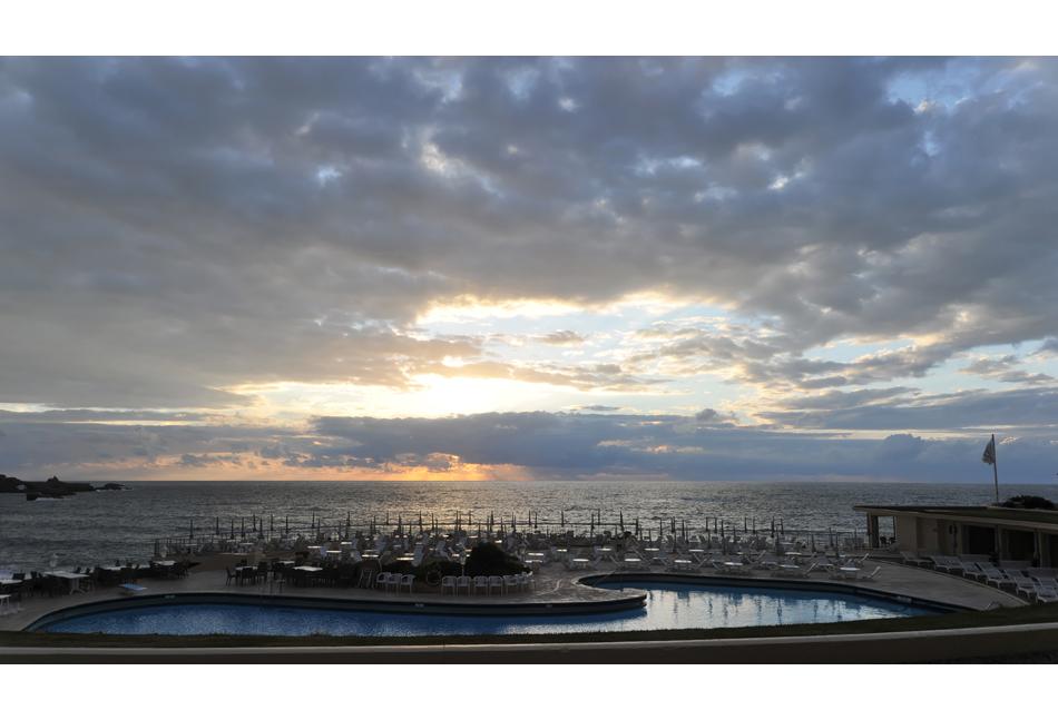 Pool in Biarritz