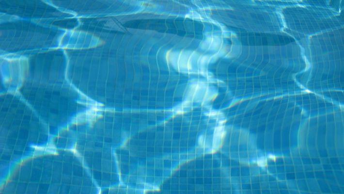 Pool.....Wasser!