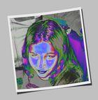 Pop Art Portrait Lara