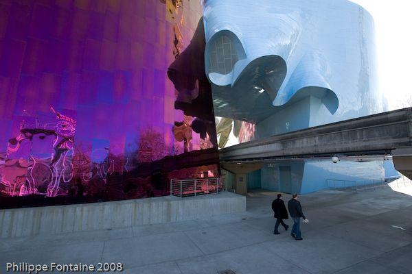 Pop Music Museum Seattle