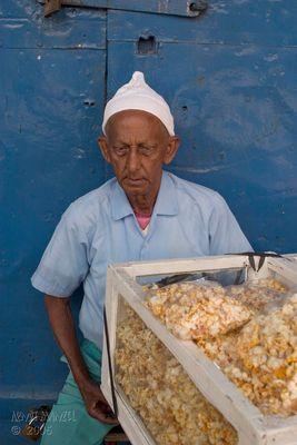 popcorn für 5 Rupien