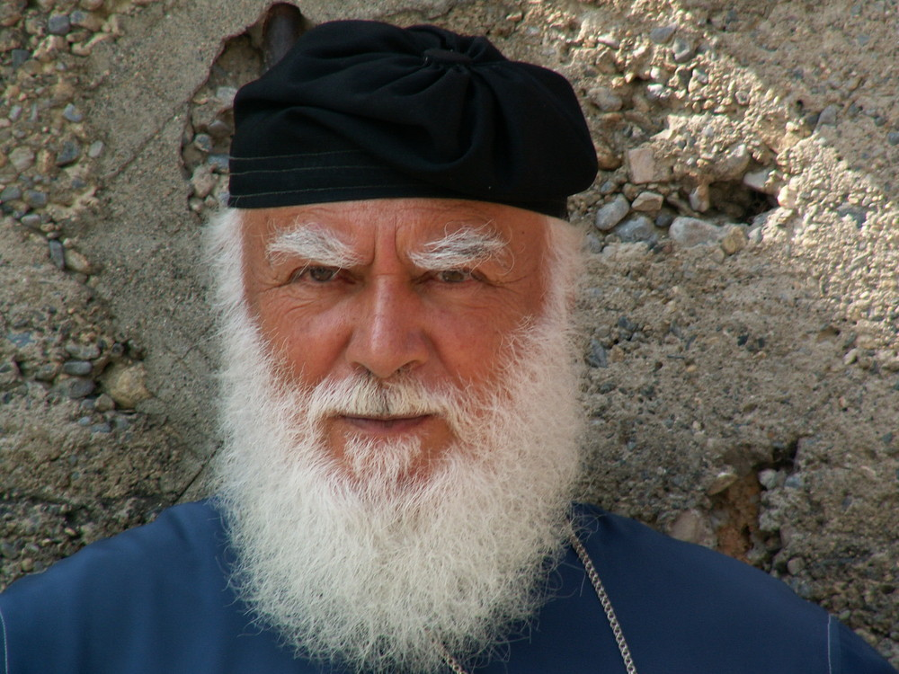 Pope in Kreta