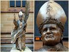 ..Pope John Paul II..