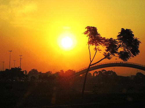 Por do Sol SP 2