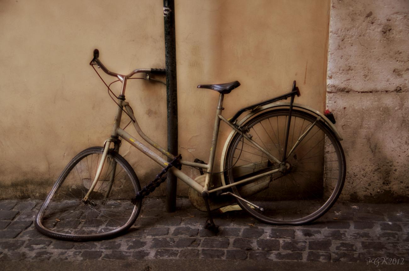 Por las calles de Roma 2 ( para mi buen amigo Marce)