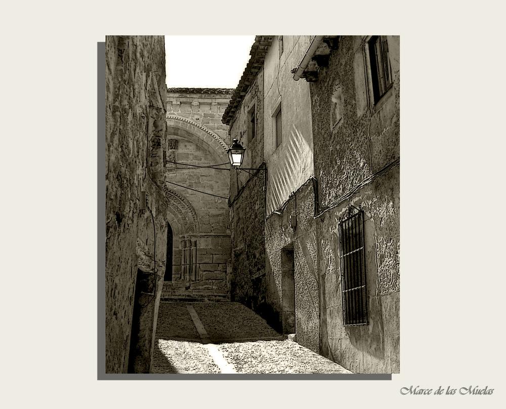 ...por las calles de Siguenza...