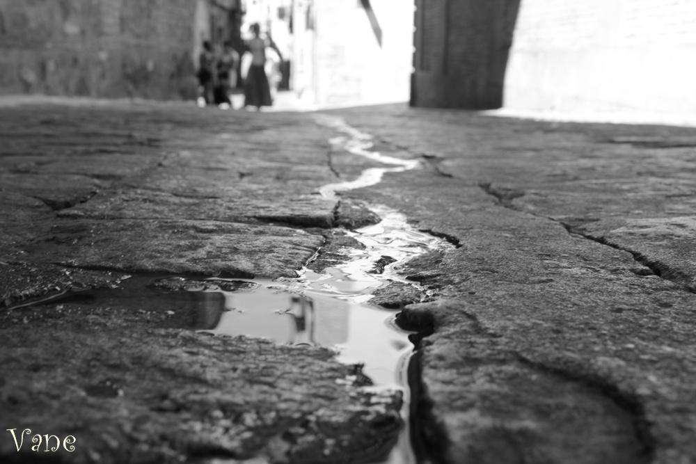 .. por las calles de Toledo ..