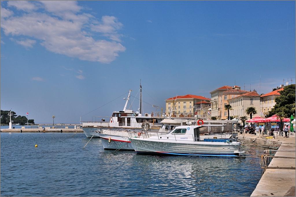 Porec - Im Hafen (1)