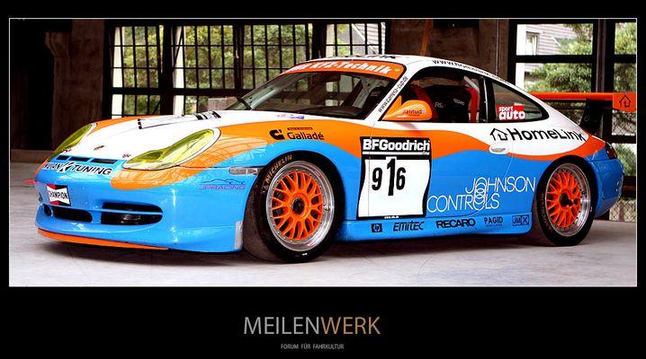 * Porsche *