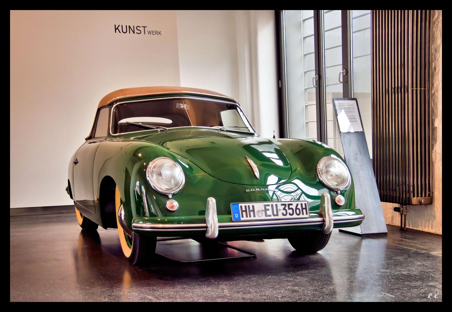Porsche 356 1500 S