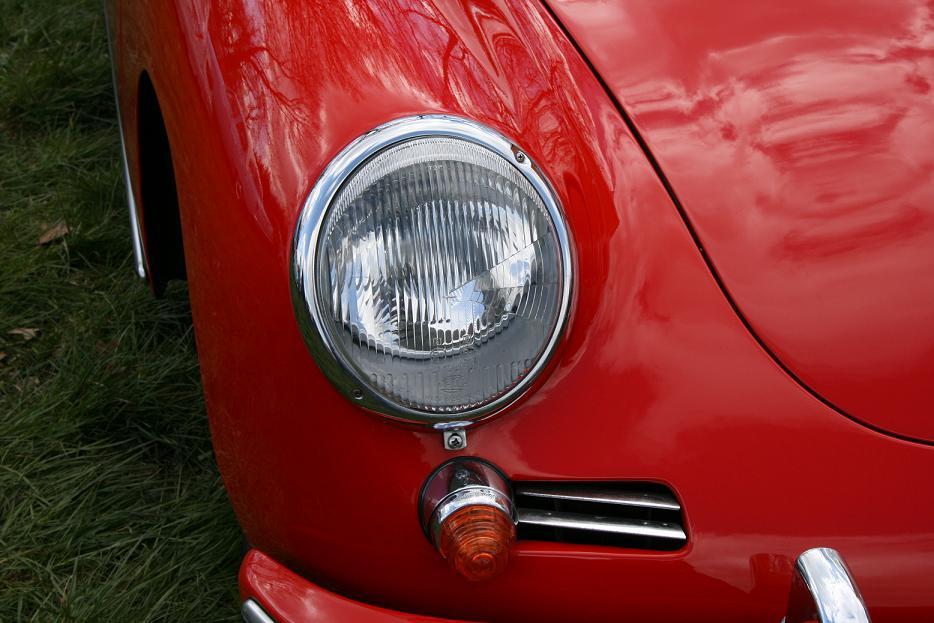 Porsche 356 im Detail